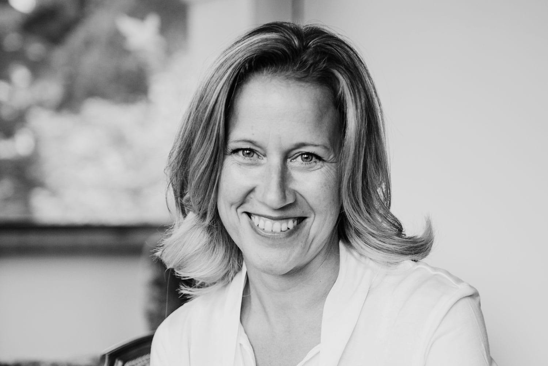 Verena Böhm lächelt